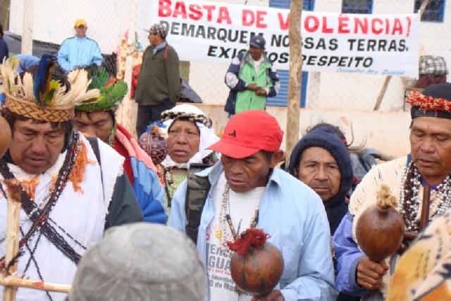Flyer Guarani-Kaiowá