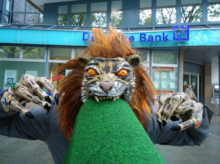 Aktion Deutsche Bank 2011